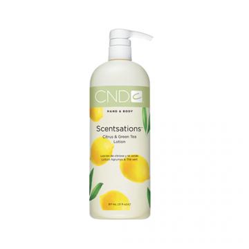 Лосион CND Scentsation Citrus & Green Tea за хидратиране 916 мл