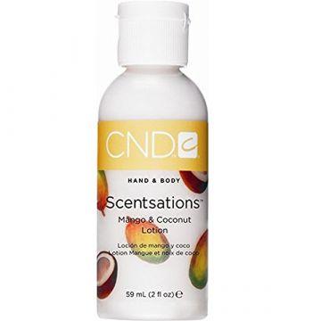 Лосион CND Scentsation Mango & Coconut за хидратиране  60 мл