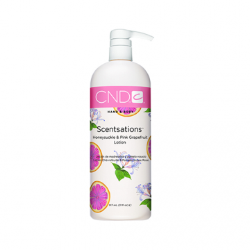 Лосион CND Scentsation Honeysuckle & Grapefruit за хидратиране 917 мл