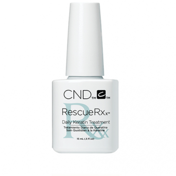 Tratament CND Rescurexx Daily Keratin Treatment 15 ml