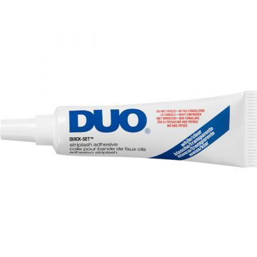Adeziv gene false Duo Quick Set transparent 7g