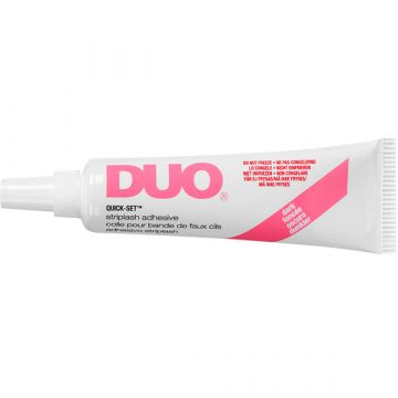 Adeziv gene false Duo Quick set Dark 14g