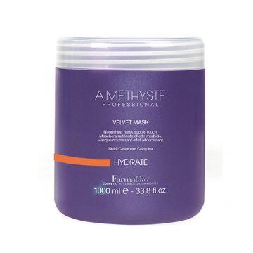 Маска Farmavita Amethyste Hydrate Velvet за увредена коса 1000мл