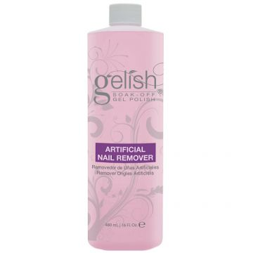 Dizolvant Gelish Artifician Nail Remover 480 ml
