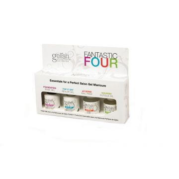 Set Gelish Fantastic Four 4 x 15 ml
