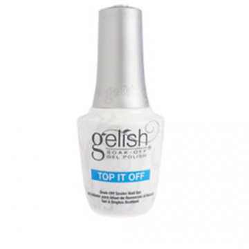 ТОП ЛАК UV TOP IT OFF SEALER GEL 15мл
