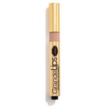 Блясък за устни Grande Cosmetics GrandeLips Hydrating Cashmere Buff 2.4мл