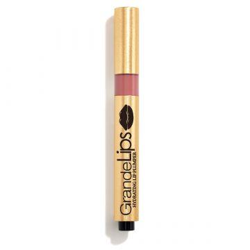 Блясък за устни Grande Cosmetics GrandeLips Hydrating Spicy Mauve 2.4мл
