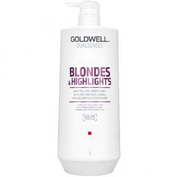 Balsam de par Goldwell Dualsenses Blondes&Highlights 1l