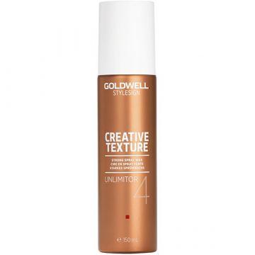 Вакса за коса Goldwell Spray StyleSign Creative Texture Unlimitor 150мл