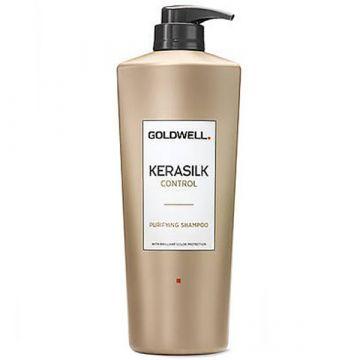 Sampon Goldwell Kerasilk Control Purifying 1l