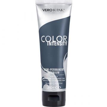 Vopsea semipermanenta Joico Color Intensity Titanium 118ml