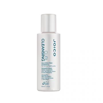 Sampon Joico Curl Cleansing Sulfate-Free pentru par ondulat 50ml