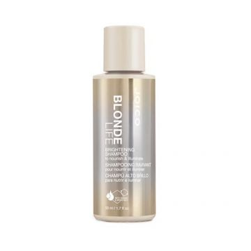 Sampon Joico Blonde Life Brightening pentru par blond 50ml