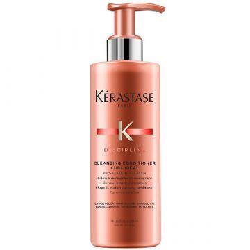 Шампоан терапия Kerastase Discipline Curl Идеален за накъдрена и къдрава коса  400мл