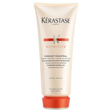 Балсам за коса, предназначен за подхранване  Kerastase Nutritive Fondant Magistral 200мл