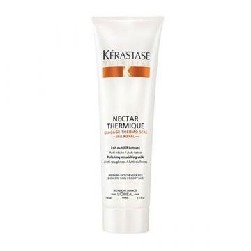 Tratament de par Kerastase Nutritive Nectar Thermique fara clatire pentru par uscat 150ml