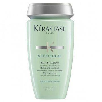 Sampon echilibrant Kerastase Specifique Bain Divalent pentru par gras 250ml