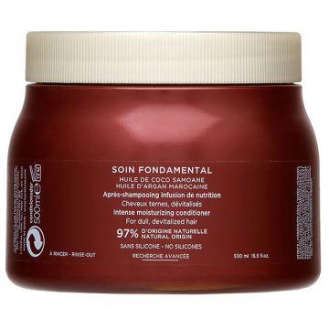Balsam de par intens hidratant Kerastase Aura Botanica Soin Fondamental 500ml