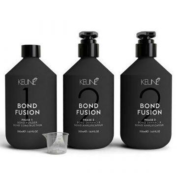 Set Keune Bond Fusion 3x500ml