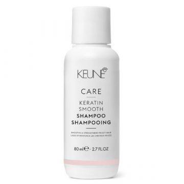 Sampon Keune Care Keratin Smooth 80ml