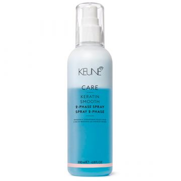 Tratament de par Keune Care Keratin Smooth 2Phase 200ml