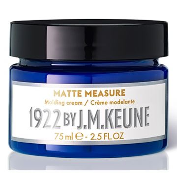 Crema de par Keune 1922 Matte Measure 75ml