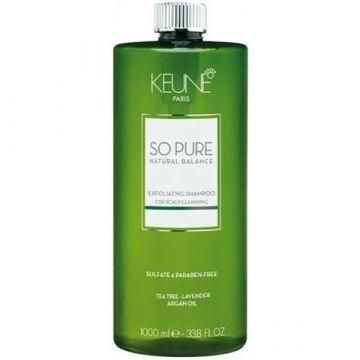 Sampon Keune So Pure Exfoliating 1l
