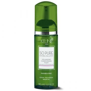 Balsam de par spuma Keuna So Pure Absolute Volume 185ml