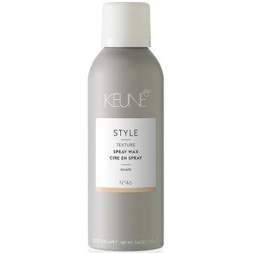 Ceara de par Keune Style Spray Wax 200ml