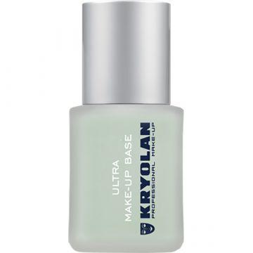 Baza de machiaj Kryolan Ultra Make-up Base Mint 30ml