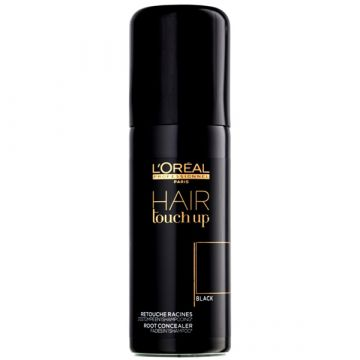 Spray de par corector L'Oreal Professionnel Hair Touch-up Black 75ml