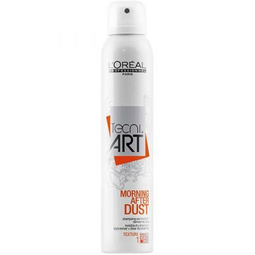 Sampon uscat L'Oréal Professionnel Tecni.Art Morning After Dust, 200ml