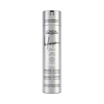 Лак за коса L'Oreal Professionnel Infinium Pure Extra Strong 300мл