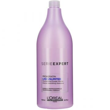 Sampon L'Oréal Professionnel Serie Expert Liss Unlimited 1500ml