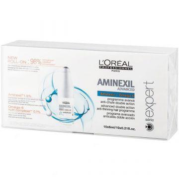Tratament de par L'Oréal Professionnel Serie Expert Aminexil Advanced 10x6ml
