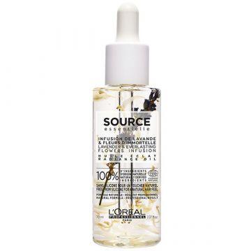 Ulei pentru par uscat L'Oréal Professionnel Source Essentielle Nourishing Oil 70ml