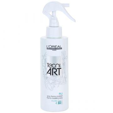 Spray de par L'Oreal Professionnel Tecni Art Pli cu protectie termica 190ml