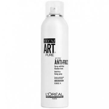 Spray de par L'Oreal Professionnel Tecni Art Fix Anti-frizz anti-umiditate 250ml