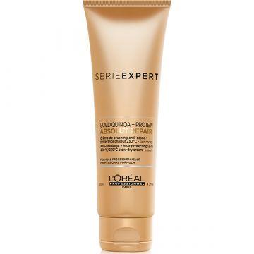 Крем за коса  L'Oréal Professionnel Serie Expert Absolut Repair c термична защита 125мл
