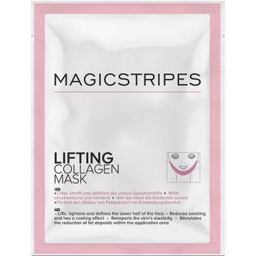 Masca de fata Magicstripes cu colagen
