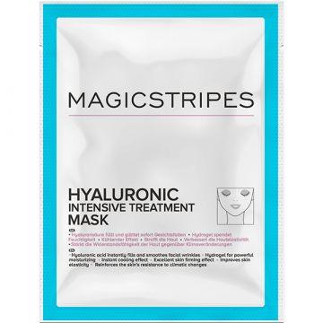 Masca de fata Magicstripes intens hidratanta cu acid hialuronic 28g