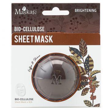 Маска за лице за сияен вид  Maskface Bio-Cellulose 15мл