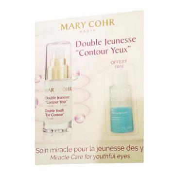 Set cadou Mary Cohr Coffret Yeux pentru zona conturului de ochi