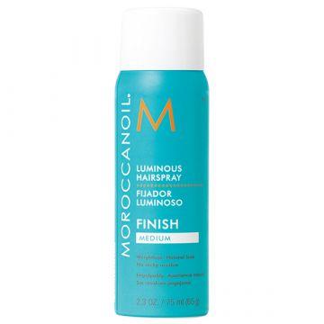 Лак за коса Moroccanoil Luminous Hairspray Medium за блясък 75мл
