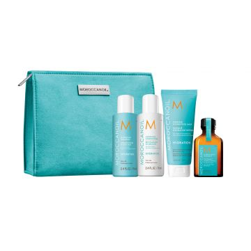 Set de par Moroccanoil Travel Hydration 2020