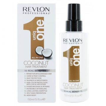 Tratament de par Revlon Professional Uniq One Coconut 150ml