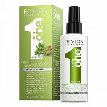 Tratament de par Revlon Professional Uniq One Green Tea 150ml