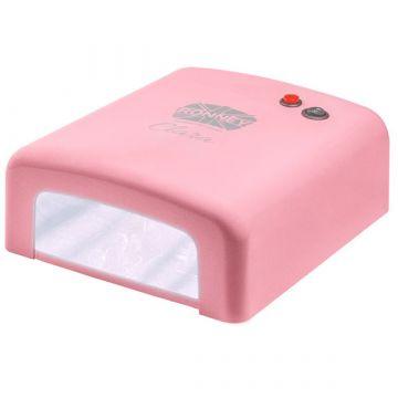 Lampa UV Ronney Clara pentru manichiura 36W Corai