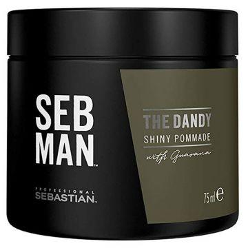 Pomada de par Sebastian Professional Man The Dandy 75ml